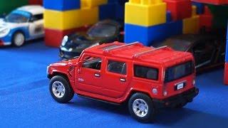 getlinkyoutube.com-Машинки. Игрушки. Автогонки. Видео для детей. Cars Toys