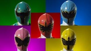 Power Rangers Super Megaforce Mystic Force Tribute