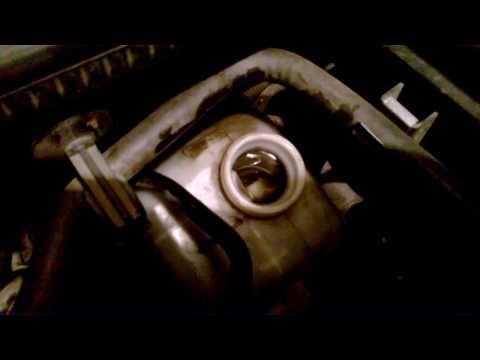Opel Astra g - замена тормозной жидкости