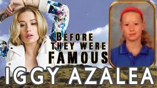 getlinkyoutube.com-Iggy Azalea - Before They Were Famous