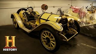 getlinkyoutube.com-American Restoration: Petersen Automotive Museum's 1913 Mercer | History