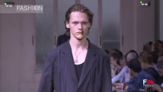 YOHJI YAMAMOTO Full Show Spring Summer 2016 Paris by Fashion Channel
