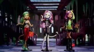 getlinkyoutube.com-Monster High Commercials (2010 - 2014)