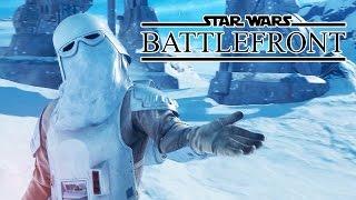 getlinkyoutube.com-Star Wars Battlefront Beta - Random Moments
