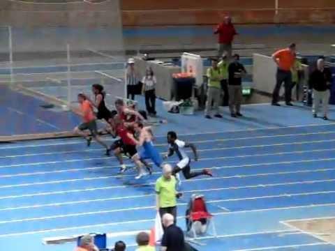7-1-12 Apeldoorn 60 meter Mannen finale