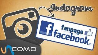 getlinkyoutube.com-Compartir fotos de Instagram en mi fanpage de Facebook