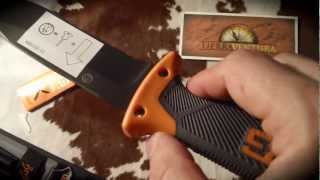 getlinkyoutube.com-CAP 147  OPINIONES SOBRE EL CUCHILLO GERBER ULTIMATE KNIFE  BEAR GRILLS