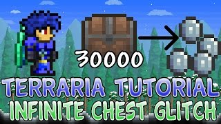 getlinkyoutube.com-[TUTORIAL] Unlimited Chest/Coins Glitch For Terraria 1.2.4 Ios/Android 2016