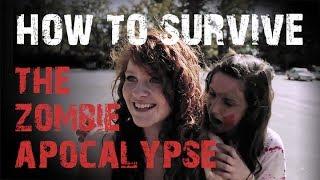 getlinkyoutube.com-How to Survive: The Zombie Apocalypse
