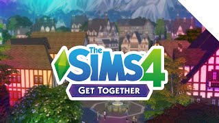 getlinkyoutube.com-The Sims 4 Get Together — Build and Buy Review