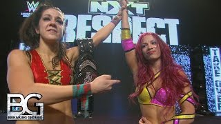 Bayley is out to prove herself against Sasha Banks at NXT Takeover: WWE Breaking Ground