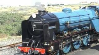 getlinkyoutube.com-Romney,Hythe & Dymchurch Railway  June 2010