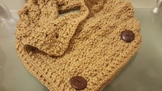 getlinkyoutube.com-❤CUELLO BUFANDA EN CROCHET(ganchillo) MODERNO