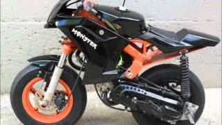 getlinkyoutube.com-Minimoto 70 monster