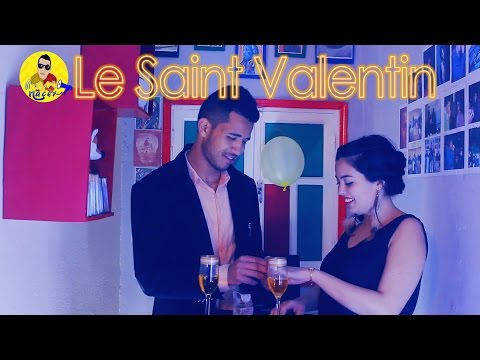 Si Nacer - Le saint Valentin - عيد الحب في تونس