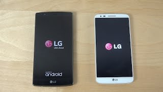 getlinkyoutube.com-LG G4 vs. LG G2 Official Android 5.0 Lollipop - Which Is Faster? (4K)