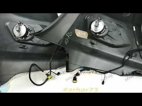 Датчики парковки УАЗ Патриот. Есть ли разница, какие датчики в бампере?