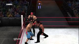 getlinkyoutube.com-WWE'12 - 40 Man Royal Rumble Match HD