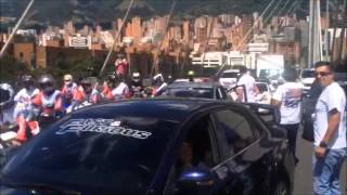 getlinkyoutube.com-Fast And The Furious Colombia - Medellin 2014 Gonobikerreas