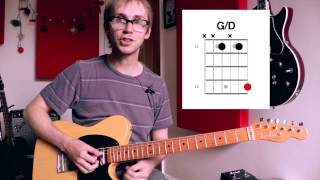 Mastering Open-Voiced Triads | Guitar Lesson