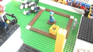 getlinkyoutube.com-My Custom Lego Baseball Stadium
