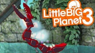 LittleBIGPlanet 3 - SEA MONSTER SURVIVAL [Playstation 4]