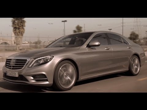 """All-New 2014 S-Class Features -- """"Vision Accomplished"""" -- Mercedes-Benz Luxury Sedans"""