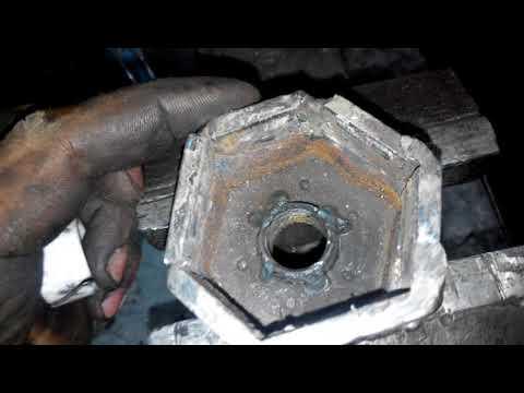Устраняем стук в рулевой рейке Авео (без снятия с авто)