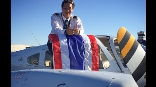 getlinkyoutube.com-A day in the life of a Student pilot