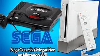 getlinkyoutube.com-Emulador de SEGA Genesis plus GX para Nintendo Wii