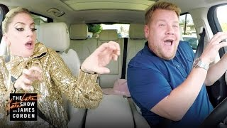getlinkyoutube.com-Lady Gaga Carpool Karaoke: Coming Tuesday