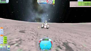 getlinkyoutube.com-Kerbal Space Program - Rettungsmission: Mun - #010