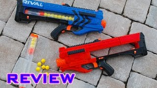 getlinkyoutube.com-[REVIEW] Nerf Rival Zeus Unboxing, Review, & Firing Test