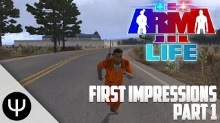 getlinkyoutube.com-ARMA 3: Life Mod — First Impressions — Part 1 — Lawsuit!