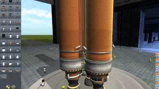 getlinkyoutube.com-KSP Heavy Launcher Tutorial