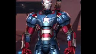 getlinkyoutube.com-Marvel- Future Fight - 6 Star War Machine (Iron Patriot Uniform)
