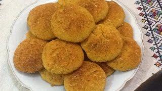getlinkyoutube.com-حريشات بالذرة هشاش و لذاذ بطريقة سهلة و مبسطة من المطبخ المغربي مع ربيعة