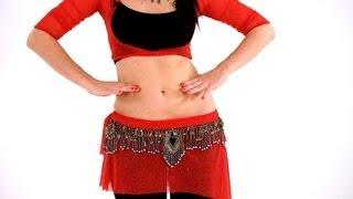 getlinkyoutube.com-How to Do Shoulder Shimmy & Chest Lift   Belly Dance