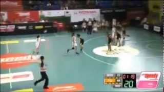 getlinkyoutube.com-Maria Selena WNBL Indonesia, Merah Putih Predators VS Tomang Sakti Jakarta, Dec 4 2014