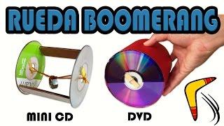 getlinkyoutube.com-Como Hacer una Rueda Boomerang (Manualidades Fáciles)