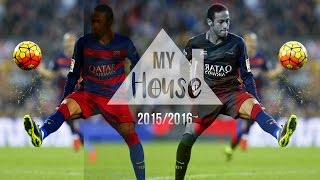 getlinkyoutube.com-Neymar Jr - My House   Skills & Goals   2015/16 HD