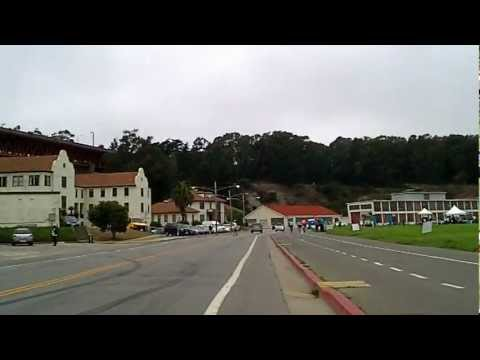 Road Bike Ride - From Russian Hill to Golden Gate Bridge