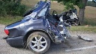 Ultimate Car Crash Compilation 2015 || Best Car Crash of the Year! HD