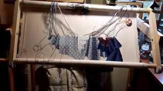 getlinkyoutube.com-Cross Stitch Tools and Setup