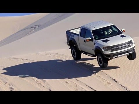 Cheating Death Valley in a Ford SVT Raptor! - Epic Drives Episode 13