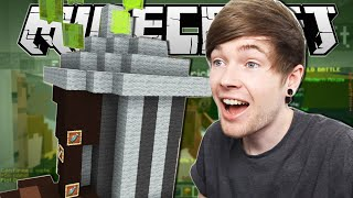 getlinkyoutube.com-Minecraft | EPIC TRASH CAN!! | Build Battle Minigame