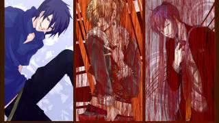 getlinkyoutube.com-【Len, Kaito, Gakupo】SPICE!【鏡音レン】