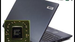 getlinkyoutube.com-Ремонт ноутбука Acer TravelMate 5542G (меняем северный мост)
