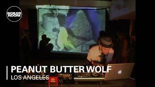 getlinkyoutube.com-Peanut Butter Wolf 60 min Boiler Room Los Angeles DJ Set