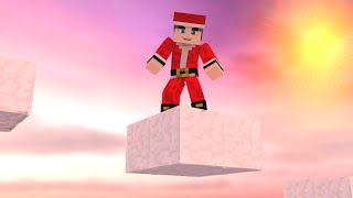 getlinkyoutube.com-MINECRAFT PE 0.13.0 MAPA DE PARKOUR DO NATAL / CHRISTMAS PARKOUR